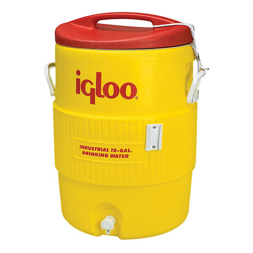 10 gallon igloo drink cooler party rentals michigan