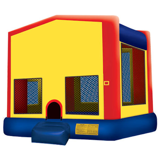 15 x 15 Module inflatable bounce house moonwalk party rental michigan