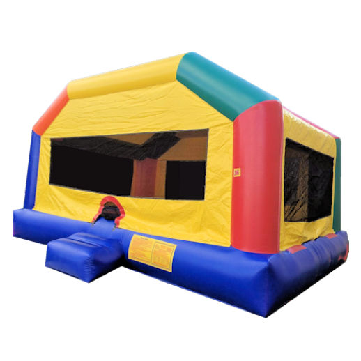 15 x 20 Fun house inflatable bounce house moonwalk party rental michigan