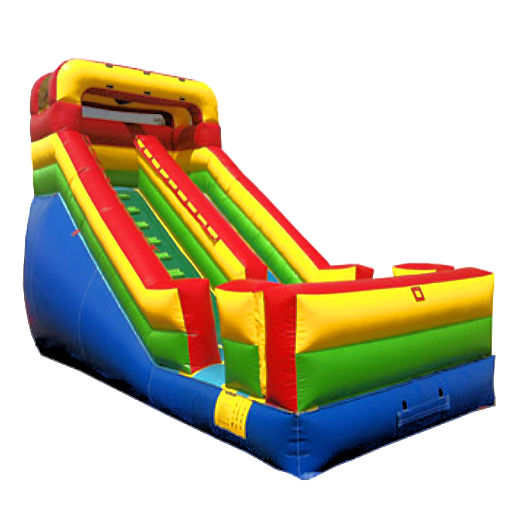 16 foot Inflatable slide party moonwalk bounce house rental Michigan