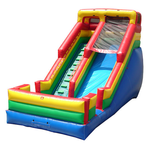 18 foot Inflatable Slide bounce house party moonwalk Rental Michigan