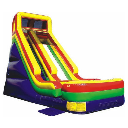 24 foot commander inflatable slide rental michigan