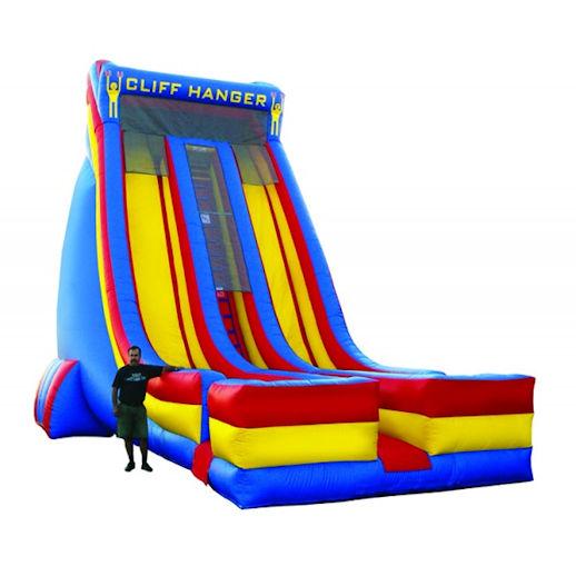 27 cliffhanger slide rental michigan