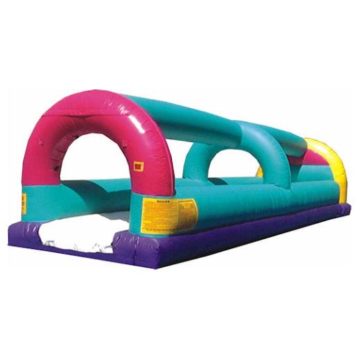30' Surf and Slide slip and slide inflatable water slide rental detroit michigan