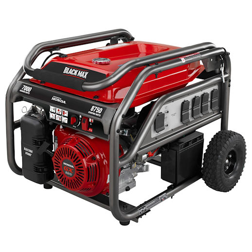 7000 watt generator rental michigan