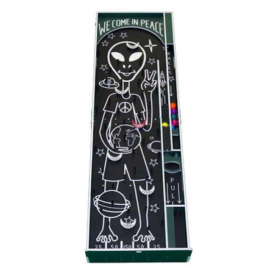Alien Pinball Carnival Game