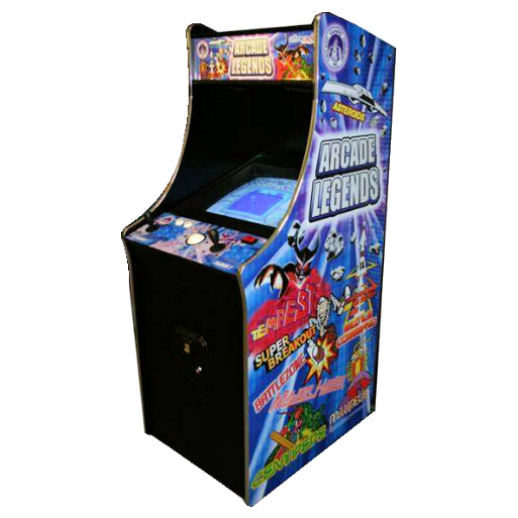 Arcade Legends Multi Classic Arcade Machine Rental Michigan
