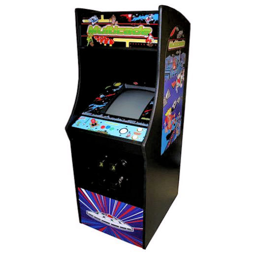 Arcade Multicade Game Rental Michigan