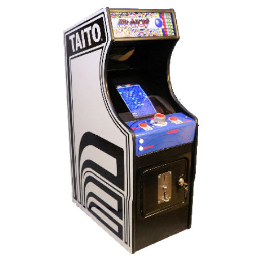Arkanoid Arcade game retro rental michigan