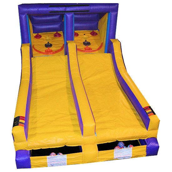 Skeeball Inflatable Rental Michigan