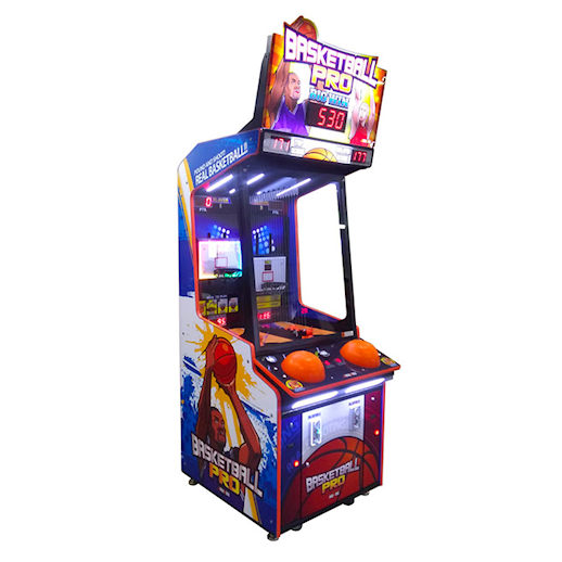 Basketball PRO Arcade Game Rental Michigan