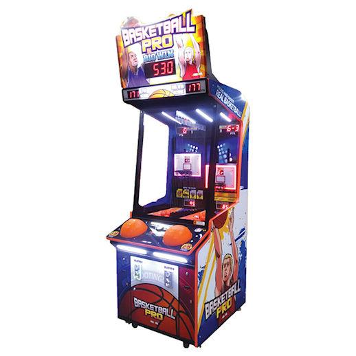 Basketball PRO Arcade Game Rentals Michigan