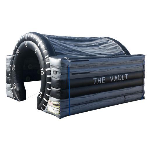 Battle Light Vault inflatable interactive game rental