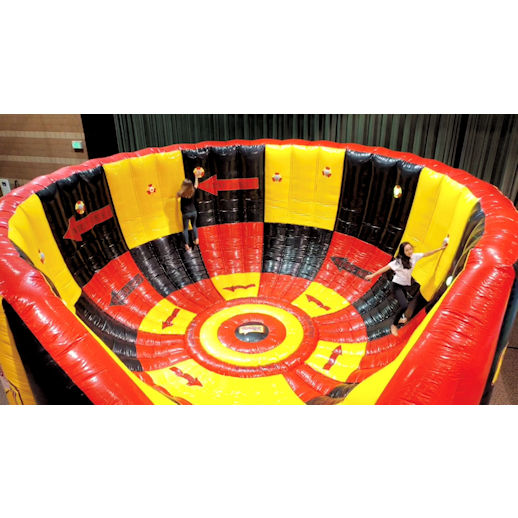 Battle Light Vortex Interactive Inflatable Moonwalk Party Rentals Michigan