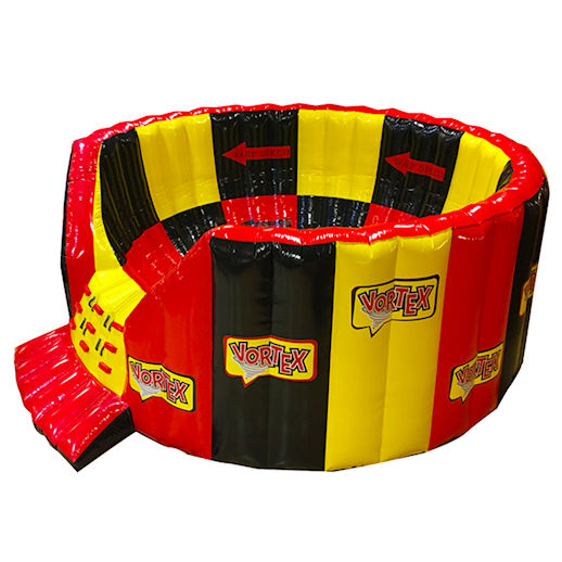 Battle Light Vortex Interactive Inflatable bounce house Party Rental Michigan