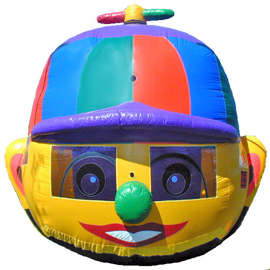 Beenie Balloon Typhoon carnival game michigan inflatable party rental michigan