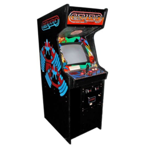 Berzerk / Frenzy arcade game rental michigan