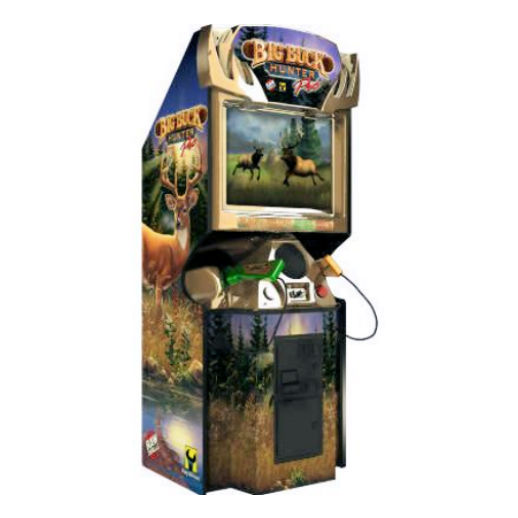 Big Buck Hunter World Arcade Game Rental Michigan