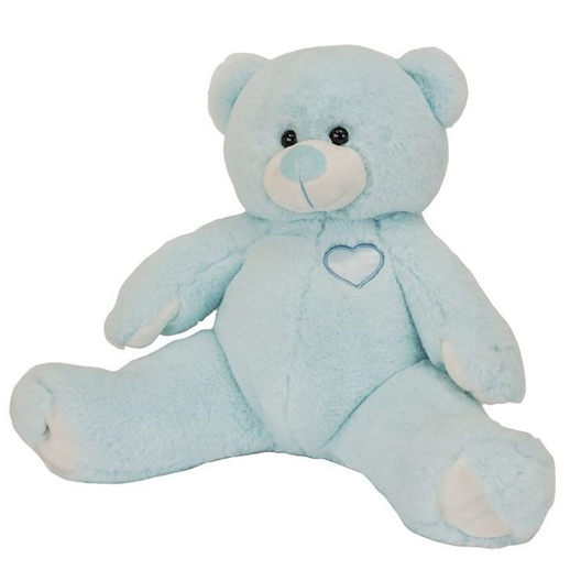 Blueberry the Bear build a bear stuff an animal party rental michigan