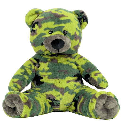 Camo Bear build a bear factory michigan rental