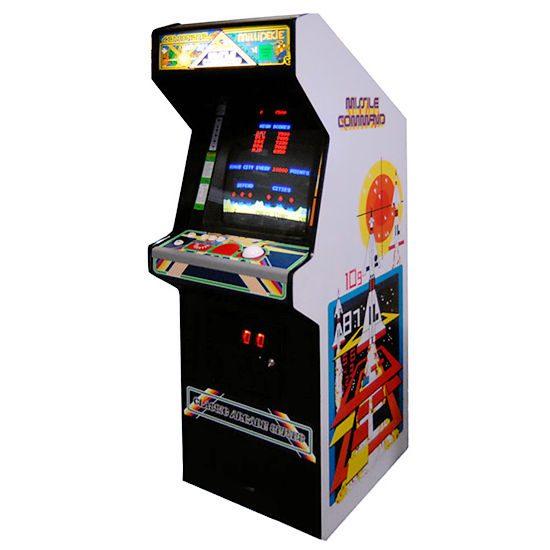 Centipede, Millipede, Missile Command Arcade
