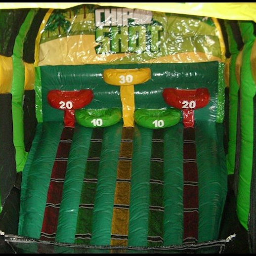 Chip_Shot Golf interactive inflatable caranival game party rental michigan