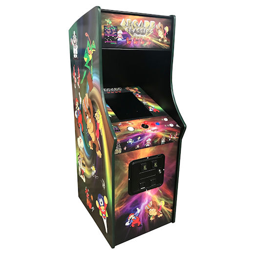 Classic Multi Arcade 60 in 1 arcade rental michigan