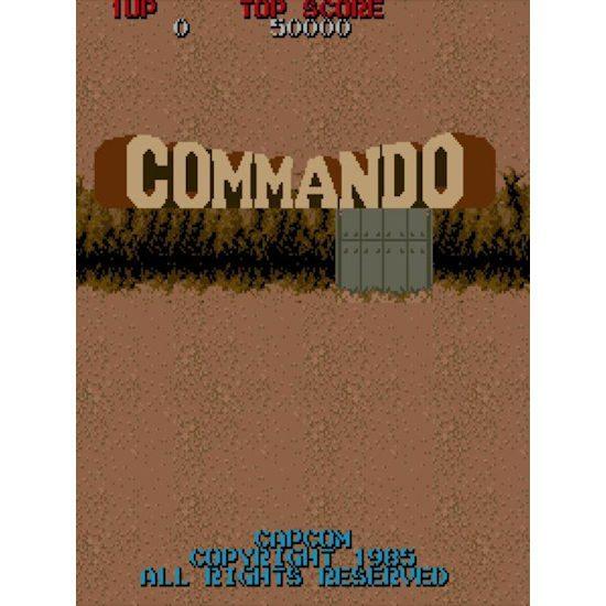 Commando screen