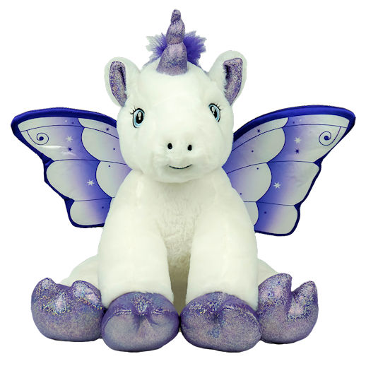 Crystal Unicorn build a bear factory rental michigan