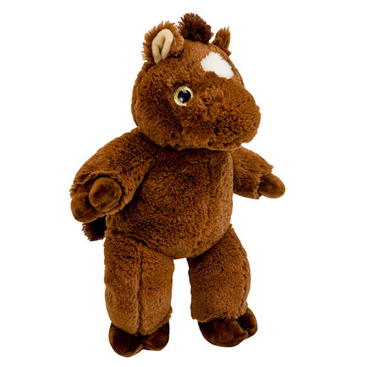 Diamond the Horse build a bear stuff an animal party rental michigan