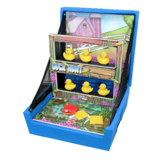 Duck Hunt Carnival Game