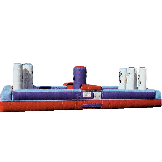 Face Off Pin The Tail Bungee interactive inflatable bounce house moonwalk rental michigan