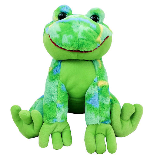 Freddie The Frog build a buddy bear factory stuff a bear michigan
