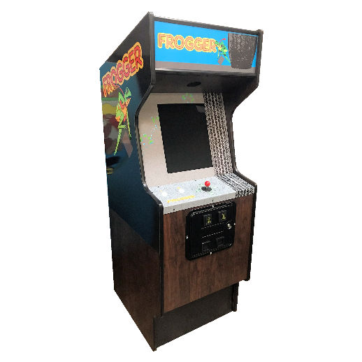 Frogger Arcade game rental michigan