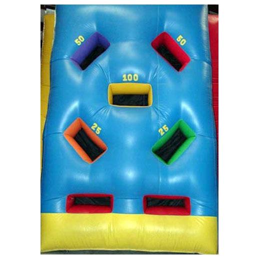 Games Galore frisbee Carnival Game Inflatable interactive moonwalk rental michigan