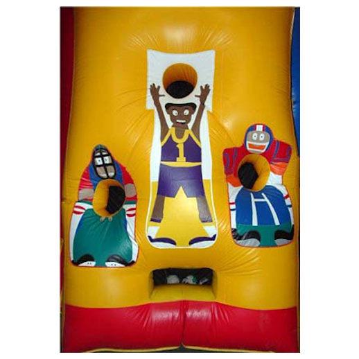 Games Galore sports Carnival Game Inflatable interactive moonwalk rental michigan