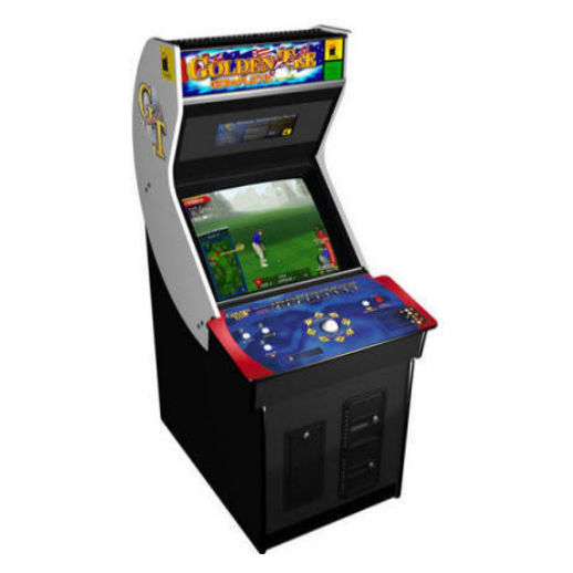 Golden Tee Golf Complete Arcade game rental michigan