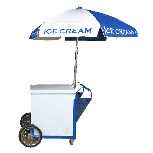 Ice Cream Cart Sm. Party Rental Concession Machine Michigan