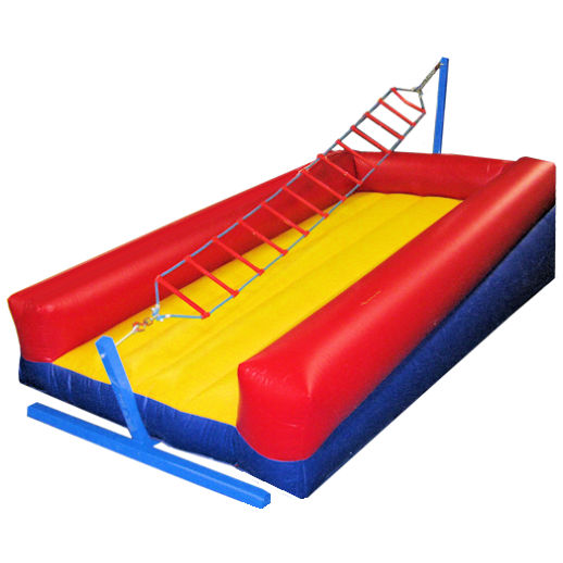Jacobs Ladder Climb Carnival game interactive rental michigan