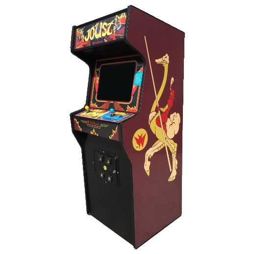 Joust Classic Arcade Game Rental Michigan