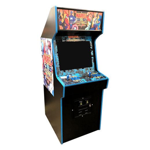 Marvel Vs Capcom Multi Classic Arcade Machine Rental Michigan
