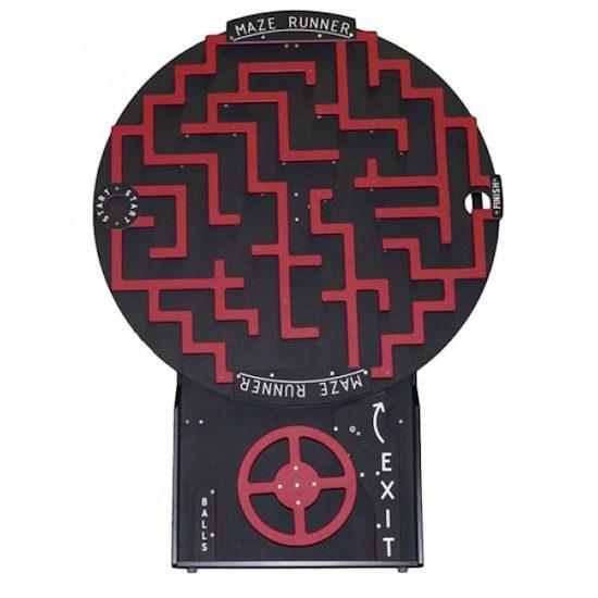 Maze Runner Carnival Game