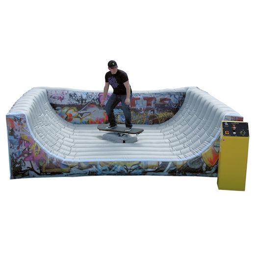 Mechanical Skate Board Mechanical carnival ride detroit southeastern michigan