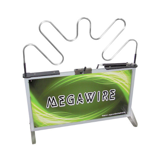 Megawire giant buzzwire skill Arcade carnival game party rental michigan