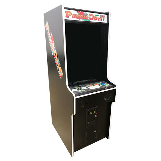 Mike Tysons Punch Out Arcade Game Rental Michigan