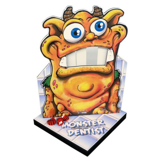 Monster Dentist Carnival Game