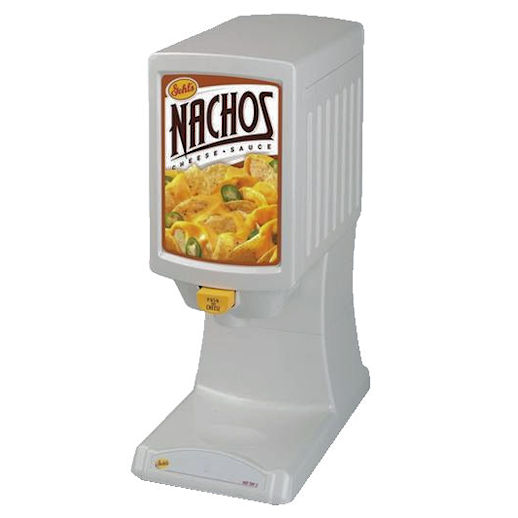 Nacho Cheese dispenser concession rental michigan