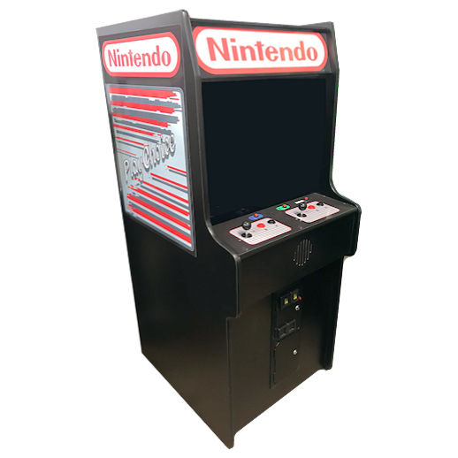 Nintendo Multi Play Choice Arcade Game Rental Michigan