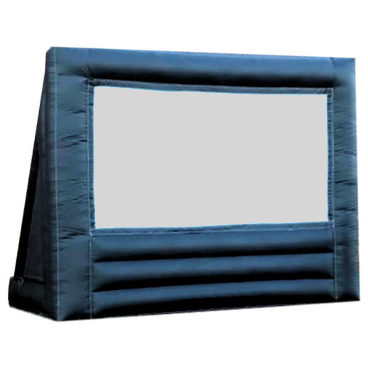 Outdoor inflatable movie screen rental michigan