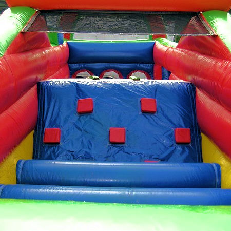 Playtona Toddler Obstacle Course inflatable party bounce rental in michigan